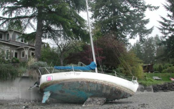 Boat Recycling Faces Heavy Weather