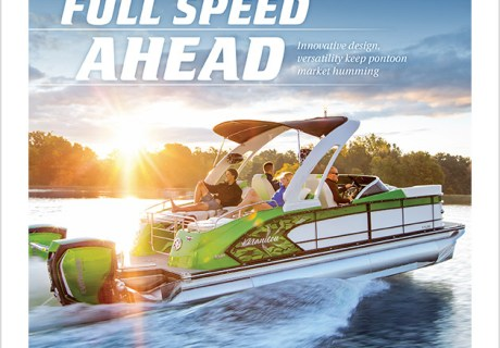 March 2017 Boating Industry Magazine cover