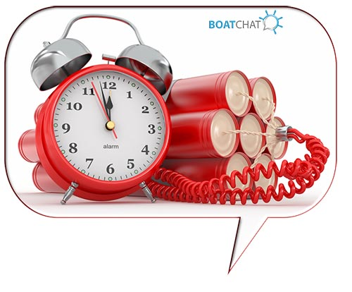 BoatChat operators prevent the chat time bomb from going off