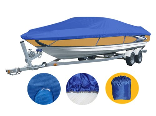 Brightent Boat Cover Three Size Trailer Fishing Ski Covers
