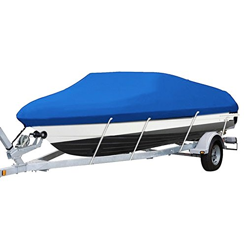 14/' 16/' V-Hull BOATS MoorGuard boat Storage cover