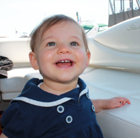 baby and infant boaters