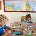 Boatschooling Life Adventures for Liveaboard Boat Kids