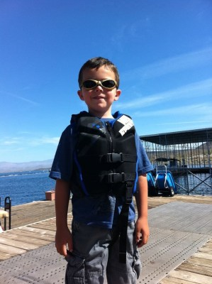New life jackets for kids