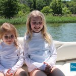 Sun Protection Tips and Gear for Kids on Boats