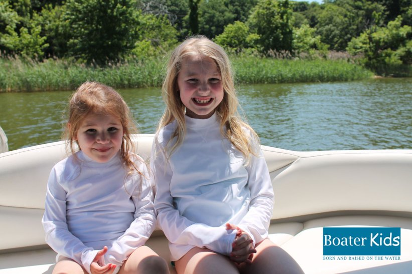 sun protection tips on boat