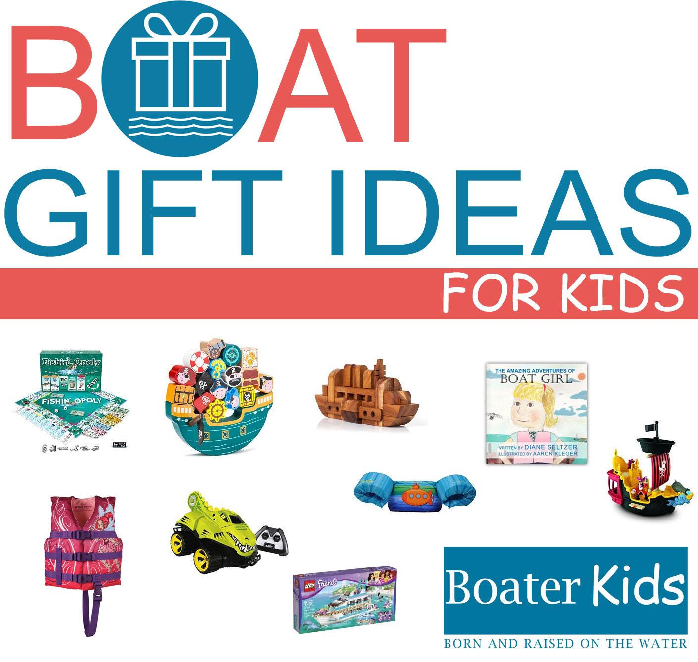 boating gift ideas for kids | boater kids