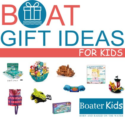 Boat Gift Ideas for Kids