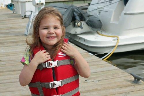 kids life jacket gear