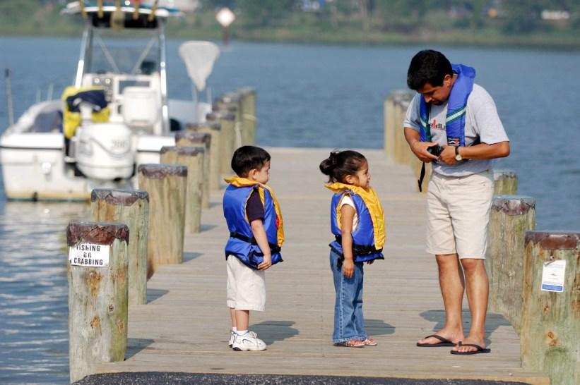 family life jackets