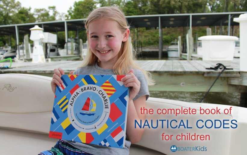 Nautical Codes books Children