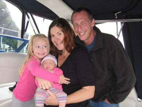 boat family