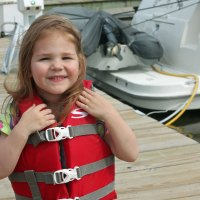Is Your Child's Life Jacket the Right Size and Fit?