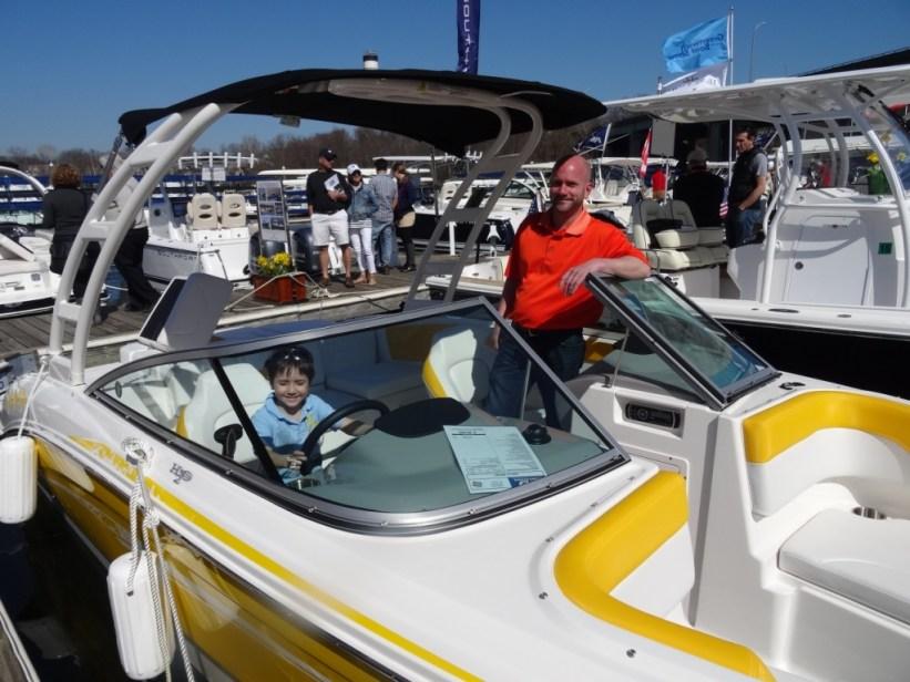 future boat captain boat show