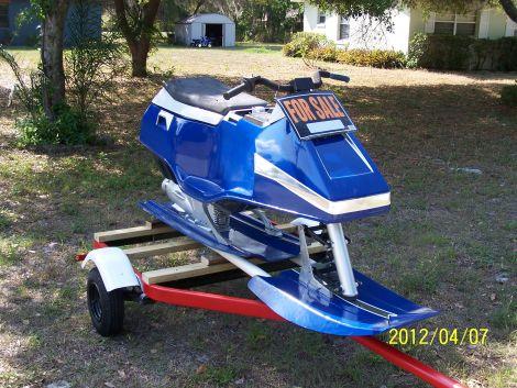 1988 7 Foot Suzuki Wet Bike Pwc For Sale In Lake Placid FL
