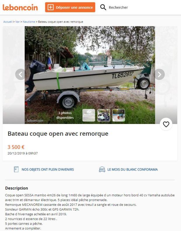 Choisir Son Bateau D Occasion Boat Fishing