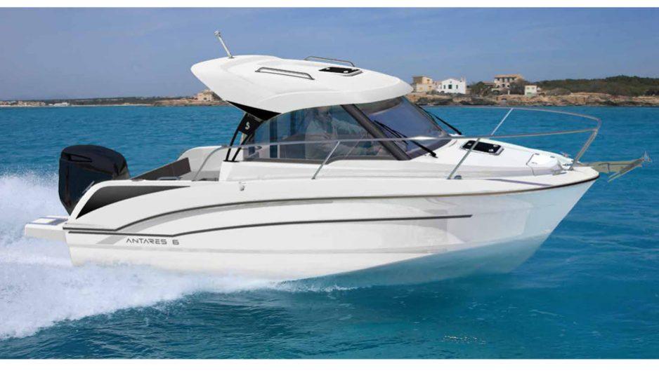 Novit 2018 Beneteau Antares 6 E 9 Barracuda 9 I Tre