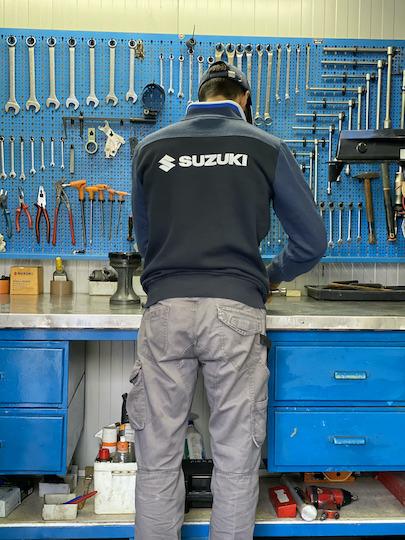 Suzuki Officine Autorizzate