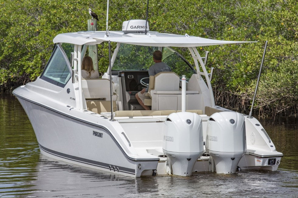 best dual console boat