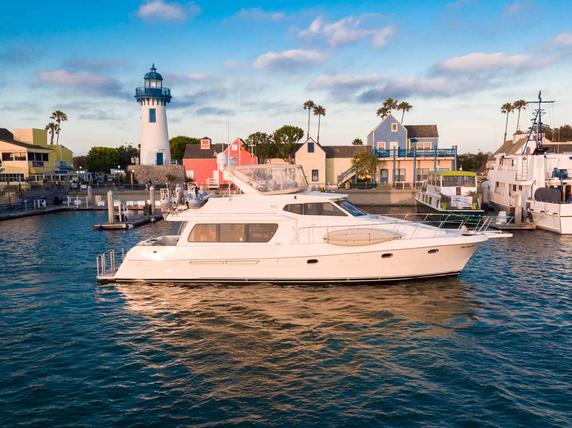 The Duchess Marina del Rey Harbor Cruise