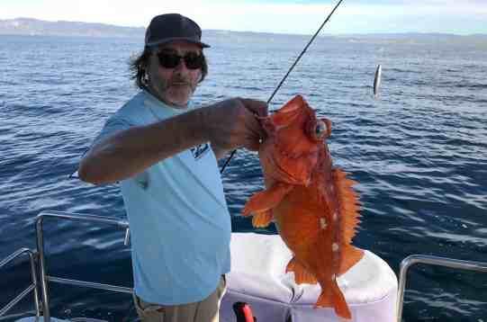 fishing charter marina del rey