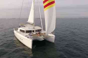 Charter this boat in Marina del Rey