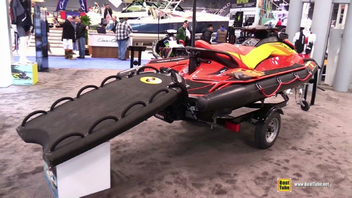 2015 Sea Doo SAR Search And Rescue Jet Ski At 2015 New