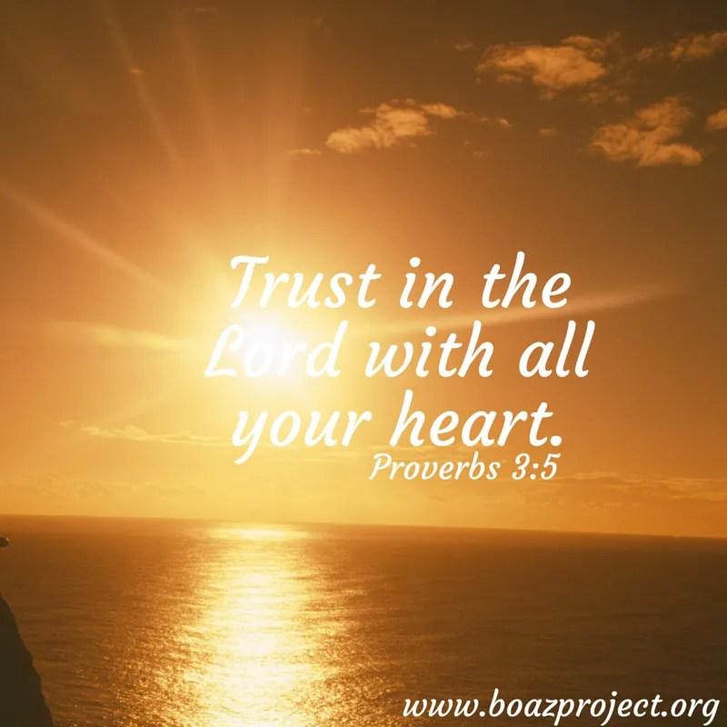 Proverbs 3-5.1