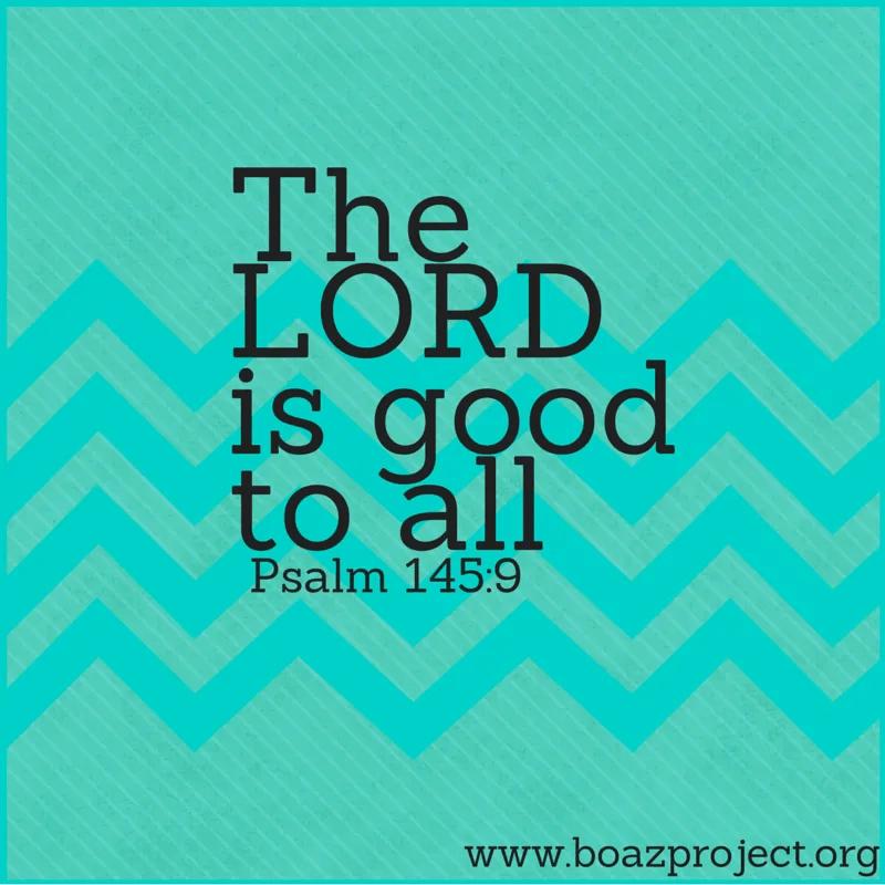 psalm 145_9