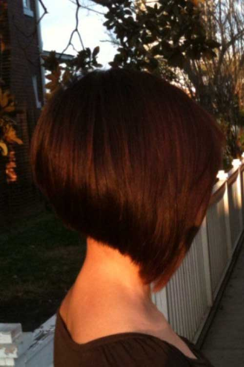 A Line Bob Haircut Pics You Will Love Bob Hairstyles