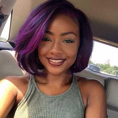 2016 Black Women Hair Bob Hairstyles