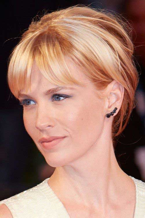 Short Hairstyles For Fine Hair 2017 Page 1
