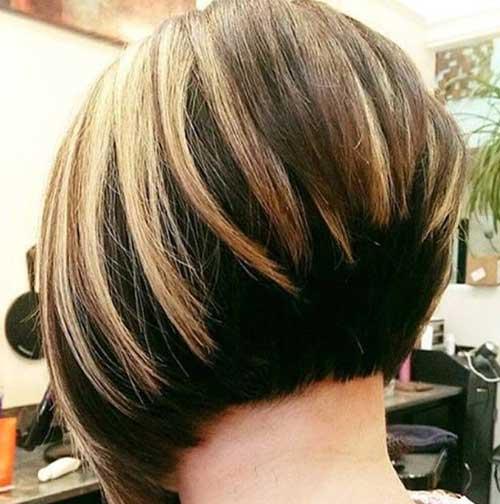 20 Latest Graduated Bob Haircuts0 Bob Hairstyles 2018