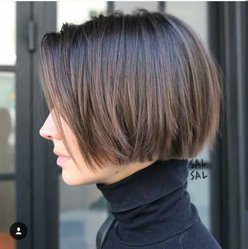 Chic Blunt Bob Haircuts You Will Love Bob Hairstyles