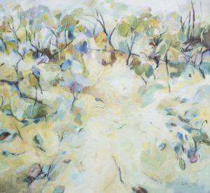 Sanctuary by artist Robyn Pedley @bobbiepgallery