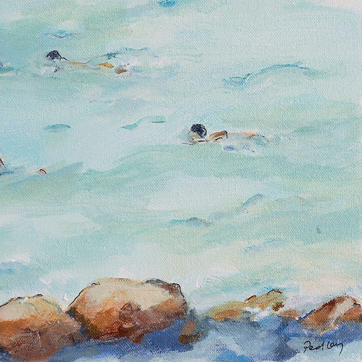 Summer Fun - Swim. Robyn Pedley, Bobbie P Gallery