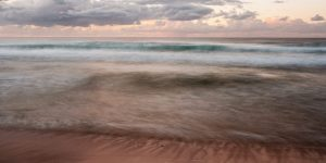 Early Morning, Terrigal - Original Landscape Photography by Darren Pedley.