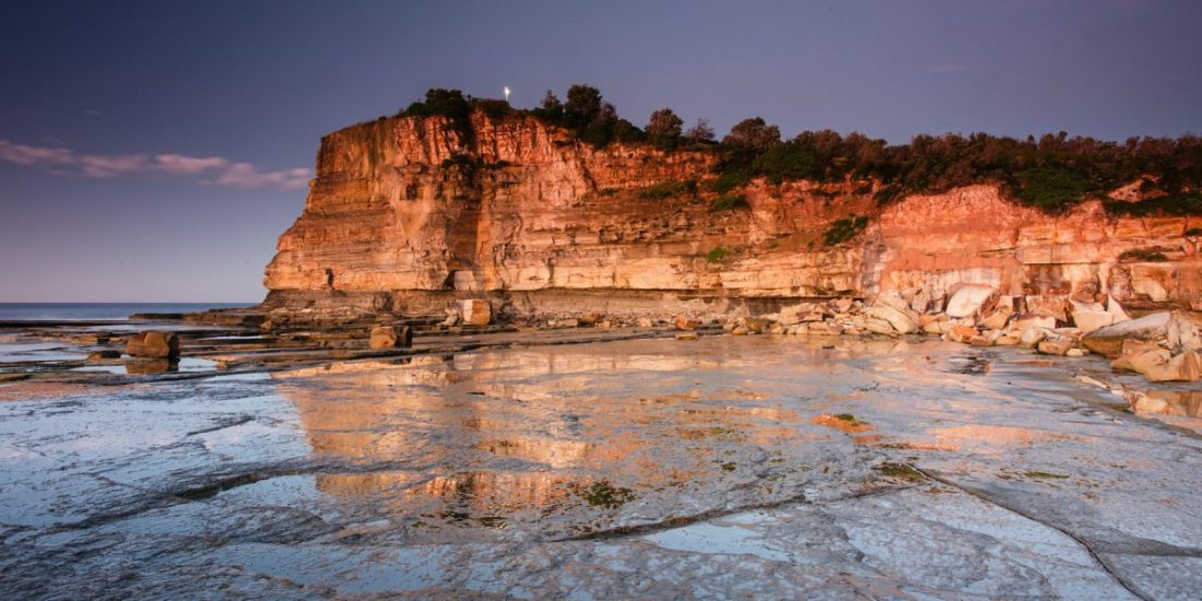 The Skillion - Original Landscape Photography by Darren Pedley.