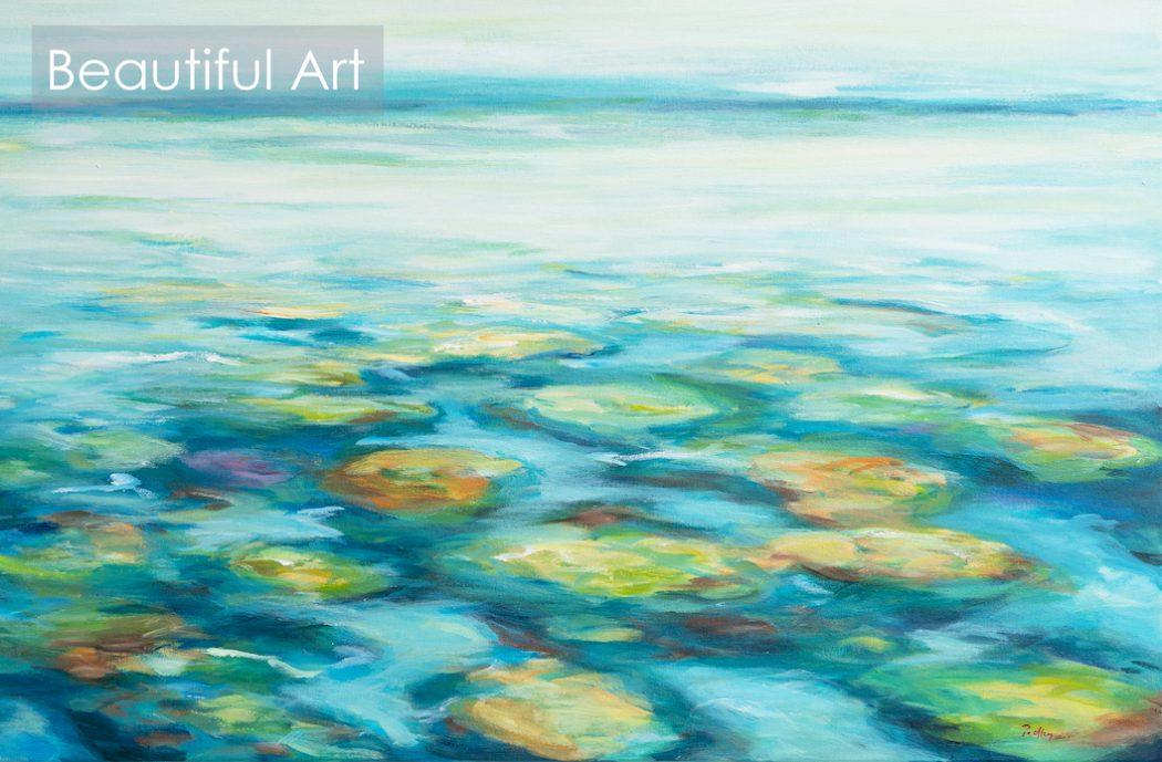 Beautiful Art created in Australia by artists Robyn & Darren Pedley.