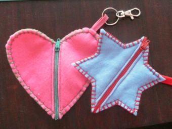 bag charms bobbins and buttons
