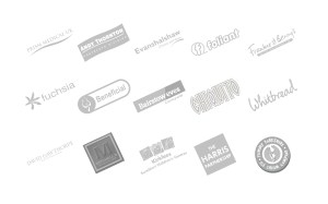 An image of the companies Bobby Dazzler Signs has worked with.