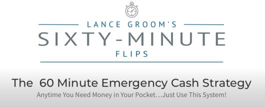 60- MINUTE FLIPS