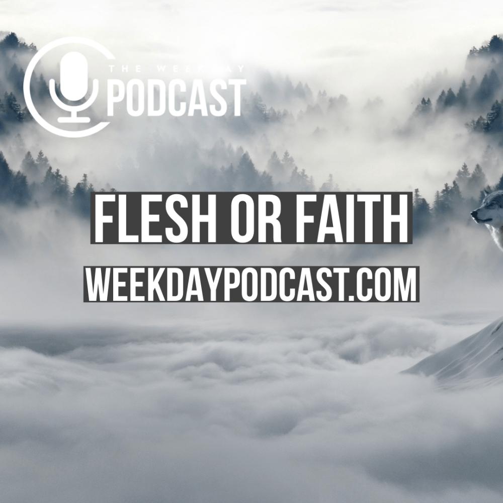 Flesh or Faith Image