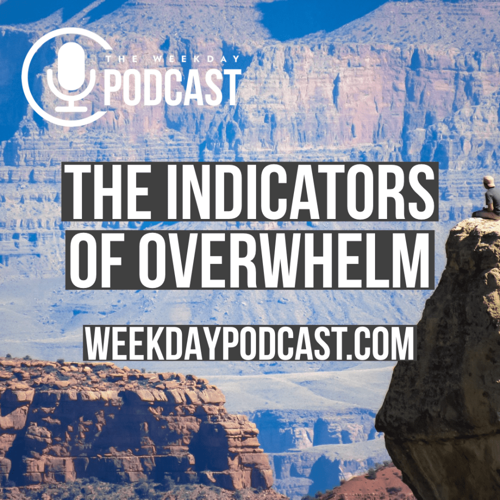 Indicators of Overwhelm Image