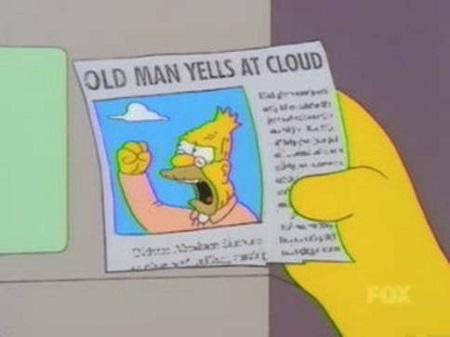 OldManCloud