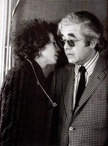 Bob Dylan and Albert Grossman
