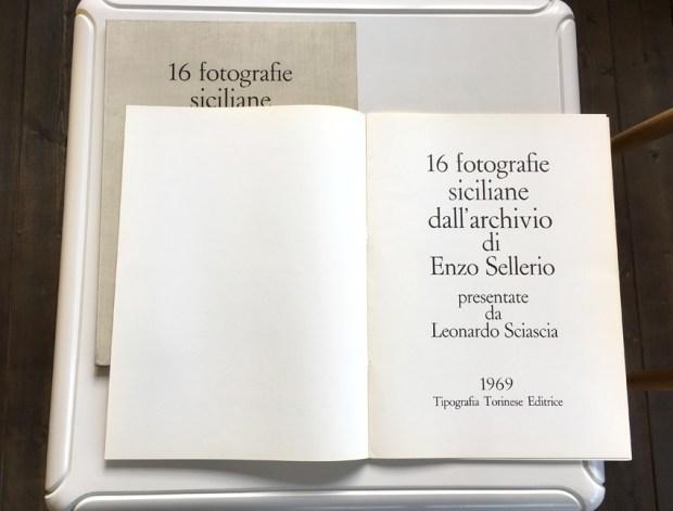 enzo sellerio, vintage photo