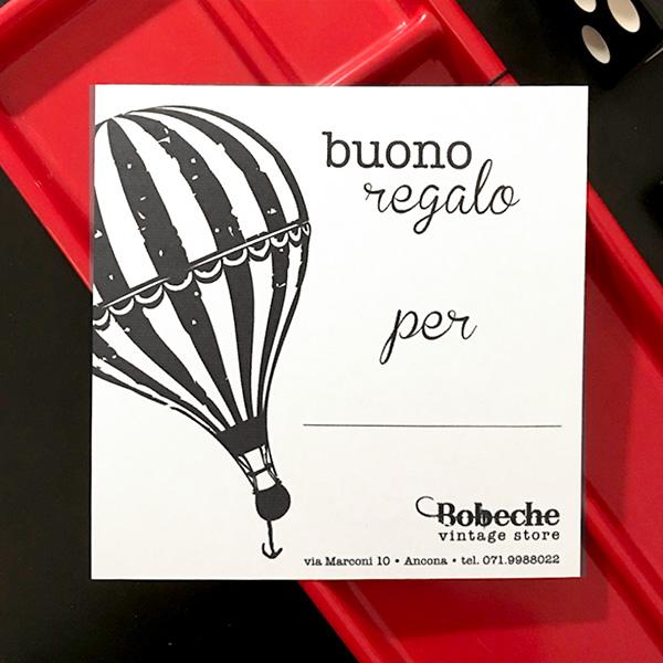 Buono regalo Bobeche gift card