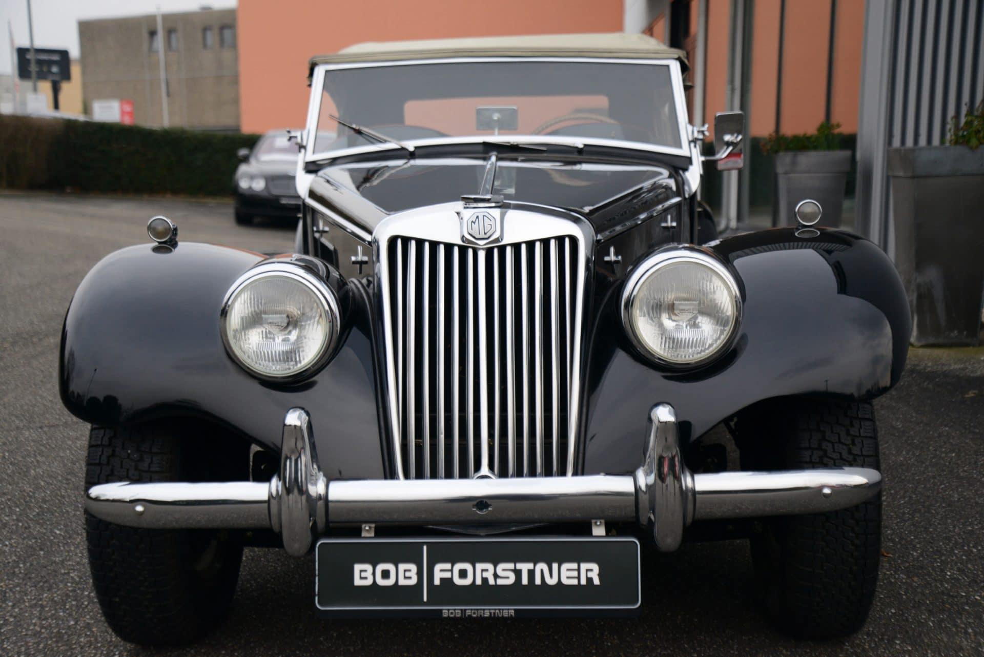 MG – TF Roadster
