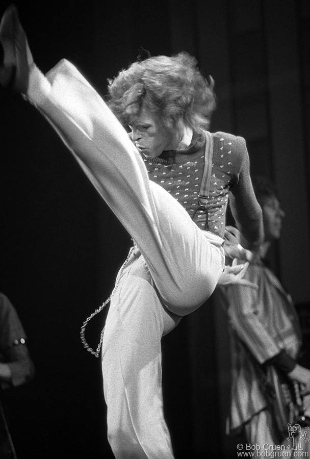 Bob Gruen David Bowie